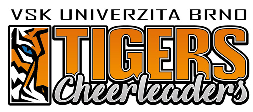 Tigers Cheerleaders - VSK Univerzita Brno